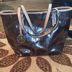 Micheal Koran's purse